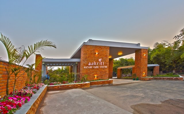 Aakriti Nature Cure Centre at Bhopal