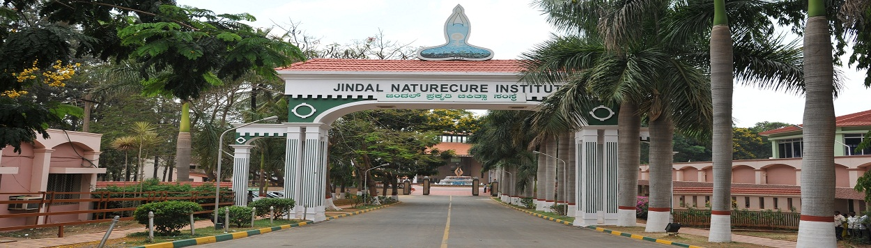 Jindal Naturecure Institute at Bangalore