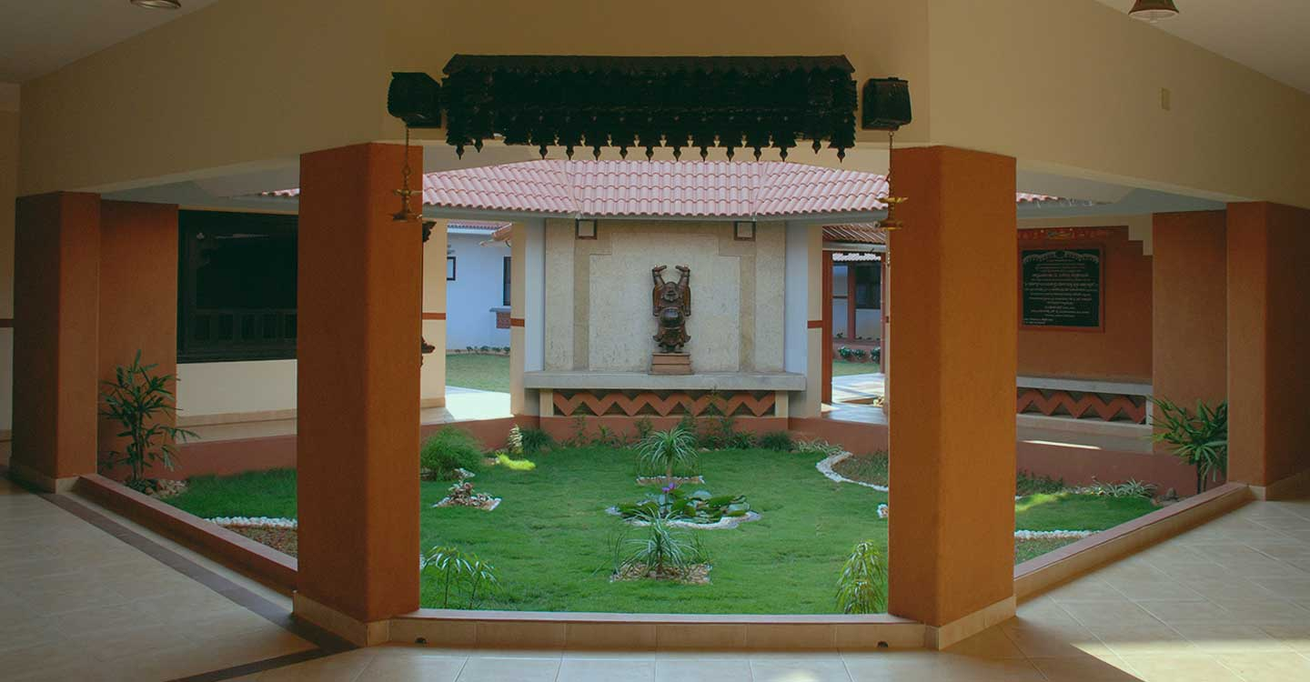 Sri Dharmasthala Manjunatheshwara Yoga and Nature Cure Hospital in Udupi, Karnataka