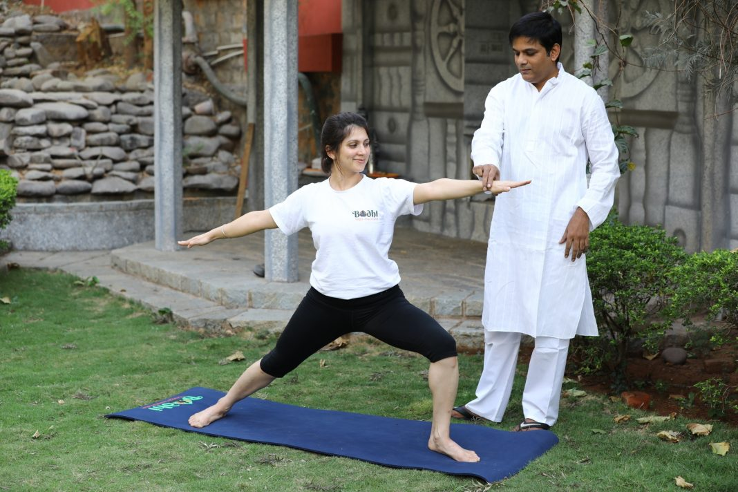 Bodhi Yoga Institute in Gachibowli, Hyderabad Telangana