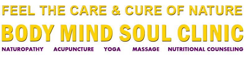 Body Mind Soul Clinic – Center for Naturopathy Yoga Acupuncture (KOCHI)