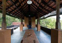 Kandy Samadhi Centre in Kandy Sri Lanka