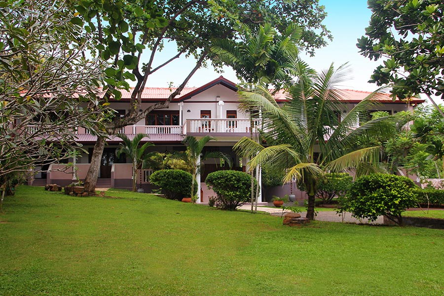 Kingdom Ayurveda Resort in Dikwella, Matara