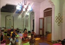Prana Lounge Holistic Health & Yoga Center in Colombo | Best Nature Cure