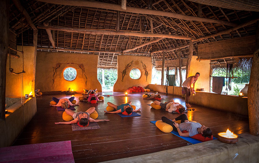 Ulpotha Yoga Holidays in Hettu wewa