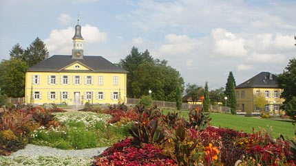 Ayurveda Garden in Bad Rappenau – Southern Germany
