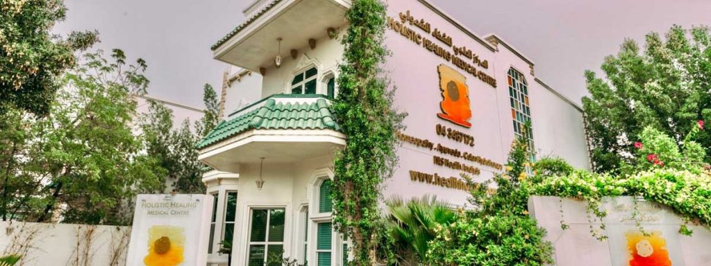 Holistic Healing Medical Centre at Dubai – United Arab Emirates