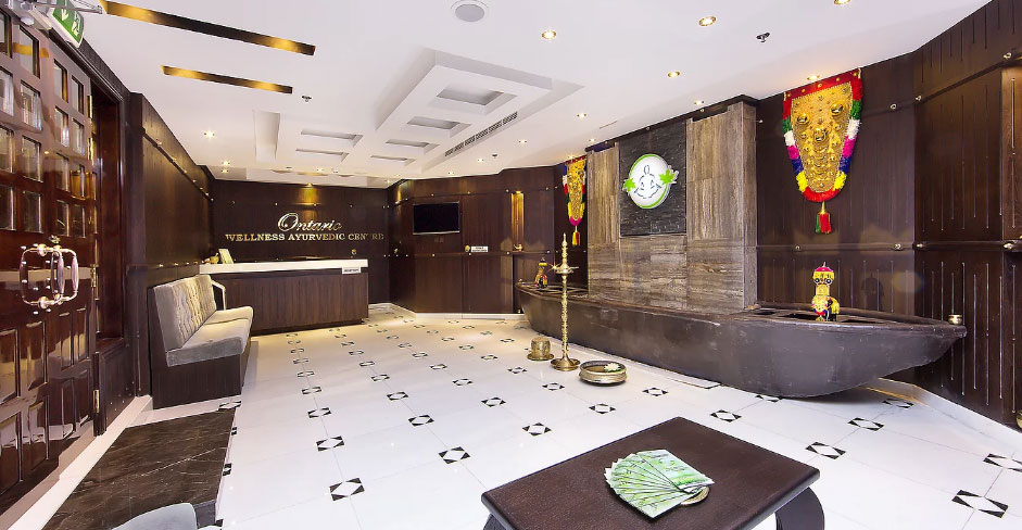 Ontario Wellness Ayurvedic Centre at Dubai