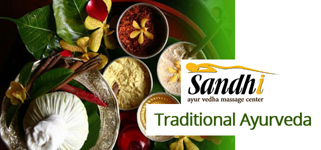 Sandhi Ayurveda Massage Center Dubai