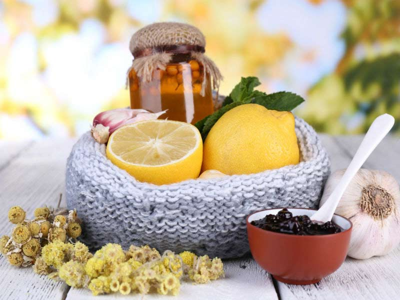 10-minute homemade fix for cold and flu – Health Care Tips